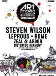 Steven Wilson, Leprous, ROME, Zeal & Ardor si Distorted Harmony - Primele confirmari ARTmania Festival 2018