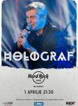 Concert Holograf pe 1 aprilie 2021