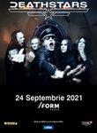 DEATHSTARS canta la /FORM Space pe 24 septembrie 2021