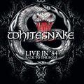 Whitesnake - Live In 1984 Back To The Bone (DVD)