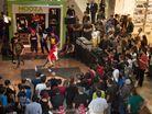 Deliric si-a deschis magazin PORC intr-un mall din Bucuresti (poze)