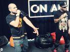 Rashid feat. Alex Velea - Alerg live @ Kiss FM (video)