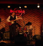 Poze Concert A.G. Weinberger la Hard Rock Cafe