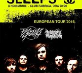 Blood Youth vor deschide concertul While She Sleeps din Club Fabrica!