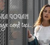 "Andra Gogan a lansat single-ul si clipul ""Galagie cand taci"""