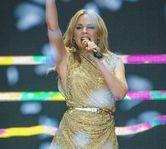 Kylie Minogue a anuntat un concert livestream