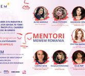 Au inceput inscrierile pentru primul program de mentorship dedicat femeilor din industria muzicala din Romania