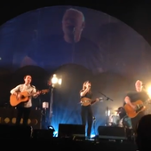 David Gilmour a cantat Wish You Were Here in prima aparitie live dupa trei ani (video)