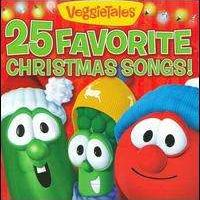 VeggieTales - 25 Favorite Christmas Songs