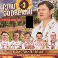 Puiu Codreanu - Cea mai dulce voce vol. 3