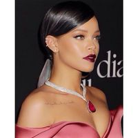 Poze Rihanna la Diamond Ball