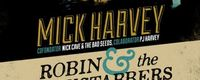 Concurs: Liveland Showcase - Mick Harvey si Robin and the Backstabbers in Silver Church | 17 aprilie