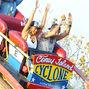 Beyonce - filmari in parcul de distractii pentru noul clip