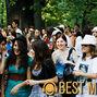 Poze inaugurare alee Michael Jackson in parcul Herastrau